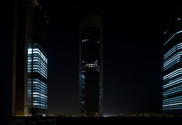 José Manuel Ballester: Torre Espacio, fotografía de 2009