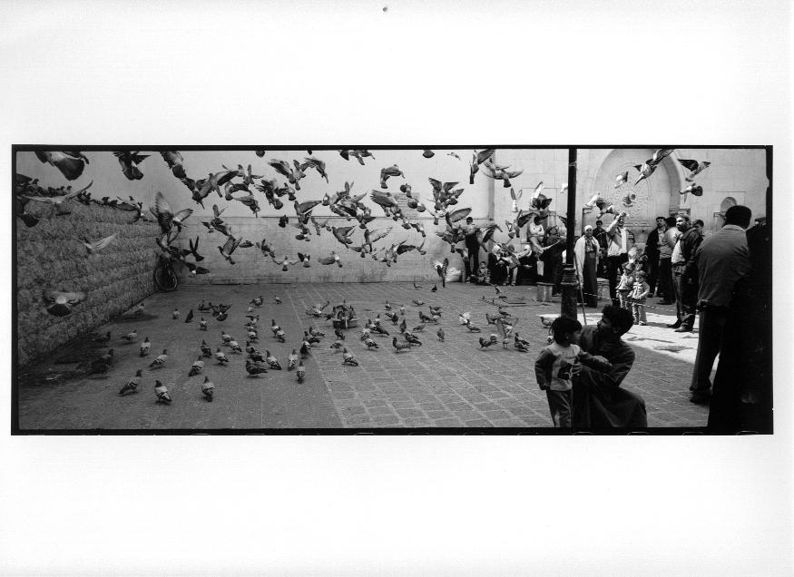 Bele Tadegout (wodaabe) / Niger. Fotografía de 2009 sobre papel baritado de 40,5 x 50,5 cm