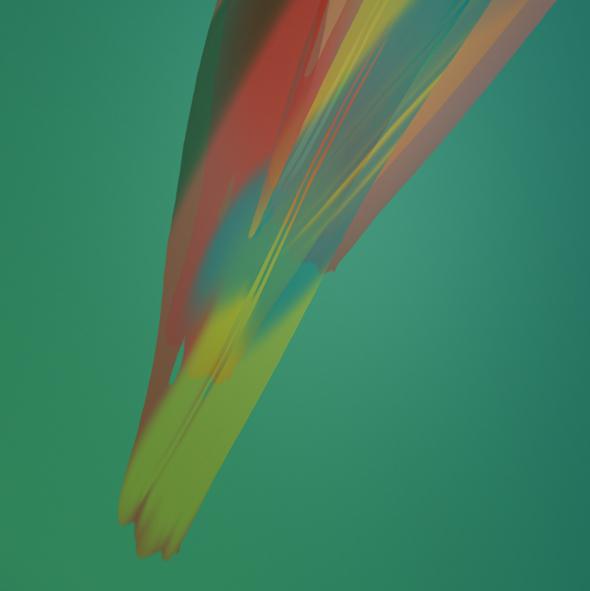 Maguelone, 2006 Tintas pigmentadas sobre papel Epson de 50 x 50 cm