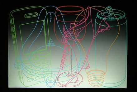 Signs of life , 2006 Caja de luz 30 ejemplares