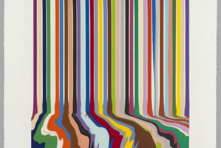 Etched Lines: Thrty Six,  2009 Aguafuerte 25 ejemplares 92 x 70.5 cm.