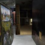 Estudio 2, 2016. Fotografía sobre lienzo de 215 x 300 cm. Edición de 3