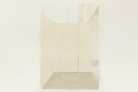 Art School, 17. 2015. Acuarela sobre papel. 24 x 16 cm.